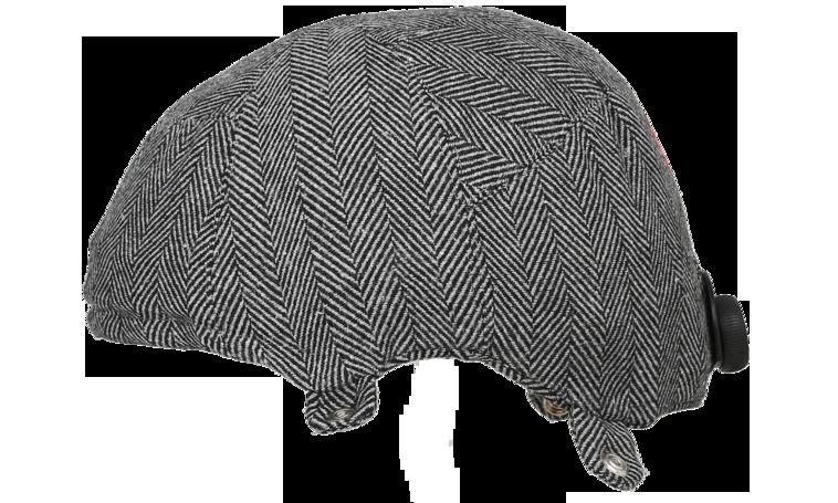 Inlay eines Rockwell Helms